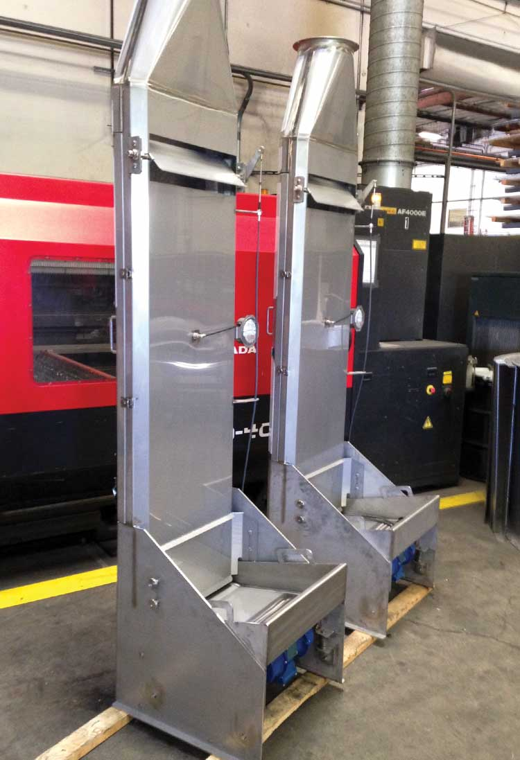 State of the Art Fabrication Services
